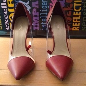 Adorable Aldo Pumps